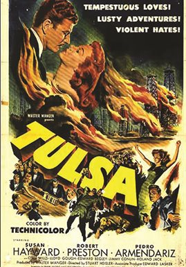 Cover image for Tulsa