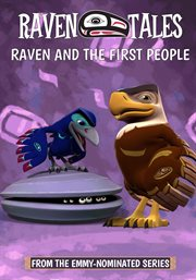 Raven tales. Raven and the first people cover image