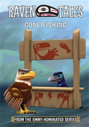 Raven tales. Gone fishin' cover image