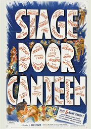 Stage door canteen cover image