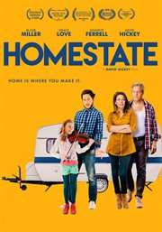 Homestate cover image