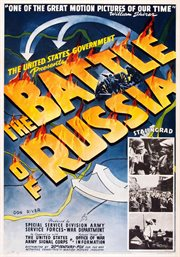 The battle of Russia cover image