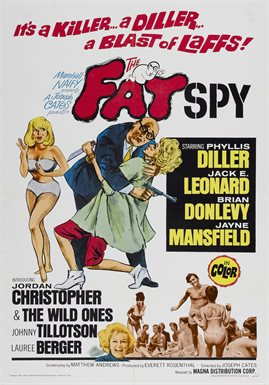 Cover image for The Fat Spy
