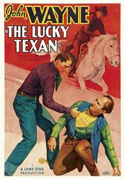 The lucky Texan cover image