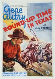 Round-up time in Texas cover image