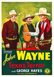 Texas terror cover image