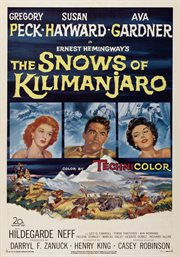The snows of Kilimanjaro cover image