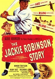 The Jackie Robinson story cover image