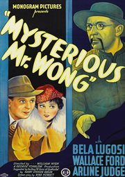 The mysterious Mr. Wong cover image
