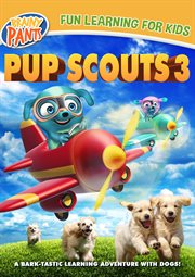 Brainy pants. Pup scouts 3 cover image