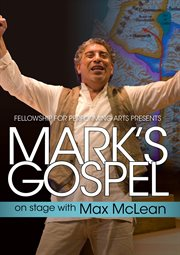 Mark's gospel with max mclean cover image