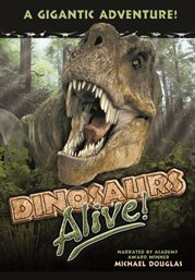 Dinosaurs alive! cover image