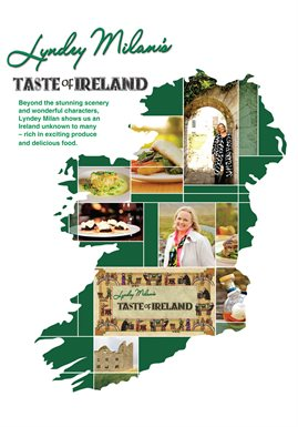 Lyndey Milan's Taste of Ireland, book cover