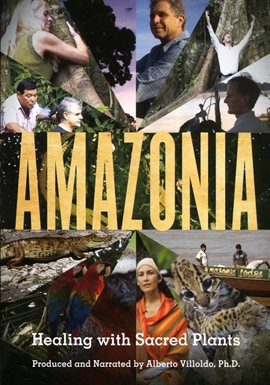 Cover image for Amazonia