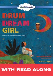 Drum Dream Girl Book Cover
