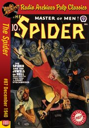 The Spider and the Jewels of Hell