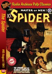The Spider and the Scarlet Surgeon