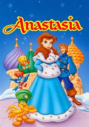 Anastasia: Pocahontas cover image
