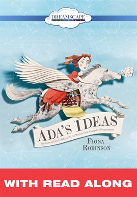 Cover image for Ada's Ideas (Read Along)