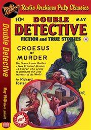 The Green Lama: Croesus of Murder