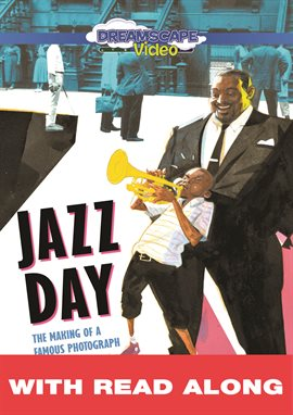 Cover image for Jazz Day (Read Along)