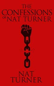 The confessions of Nat Turner cover image
