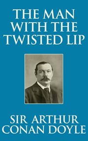 The man with the twisted lip cover image