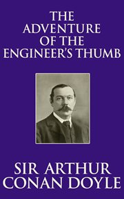The adventure of the engineer's thumb cover image