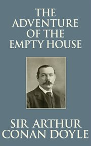 The adventure of the empty house cover image