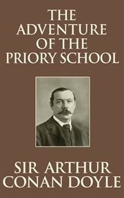 The adventure of the priory school cover image