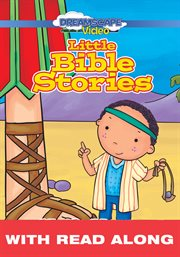 Little bible stories: noah, moses, and david (read along) cover image