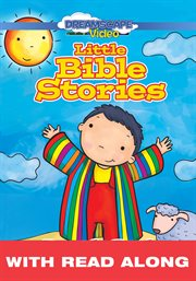 Little bible stories: joseph, ruth, jonah, and esther (read along) cover image