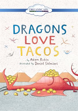 Dragons Love Tacos , book cover