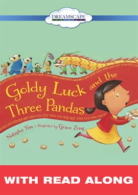 Cover image for Goldy Luck And The Three Pandas (Read Along)