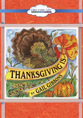 Cover image for Thanksgiving Is...