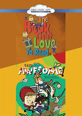 The Book That I Love To Read; & I Am So Awesome / Joe Fitzpatrick