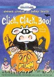 Click, clack, boo! a tricky treat cover image