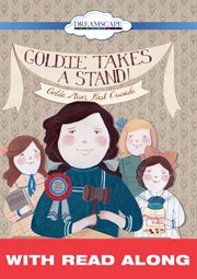 Goldie takes a stand! (read-along) cover image