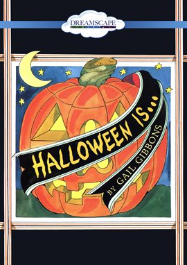 Cover image for Halloween Is...