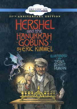 Cover image for Hershel and the Hanukkah Goblins