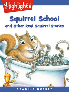 Cover image for Squirrel School and Other Real Squirrel Stories