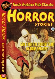 Horror stories - girls for the corpse clan cover image