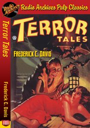 Terror tales - frederick c. davis cover image