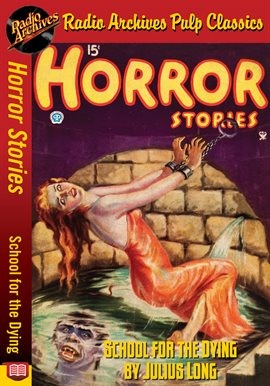 Cover image for Horror Stories - School for the Dying