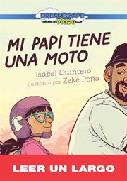 Mi papi tiene una moto (my papi has a motorcycle) (read along) cover image