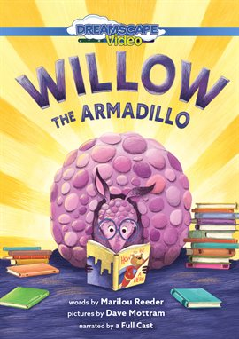 Cover image for Willow the Armadillo