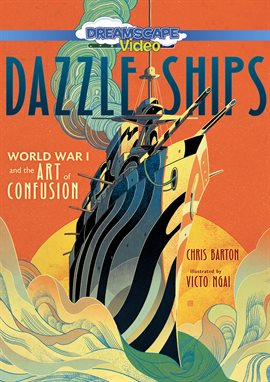 Cover image for Dazzle Ships