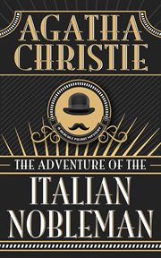 The adventure of the Italian nobleman cover image