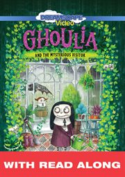 Ghoulia and the mysterious visitor cover image