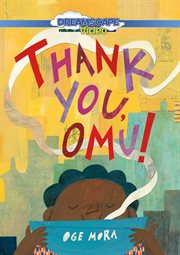 Thank You, Omu! cover image